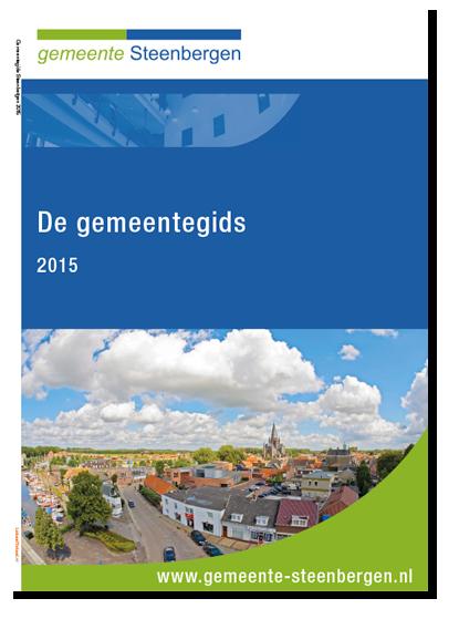 Gemeentegids Steenbergen