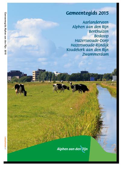 Gemeentegids Alphen aan den Rijn