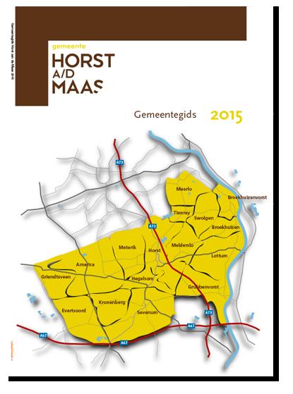 Gemeentegids Horst aan de Maas