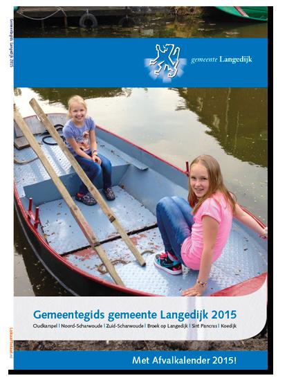 Gemeentegids Langedijk