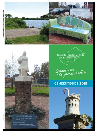Gemeentegids Haarlemmerliede-Spaarnwoude